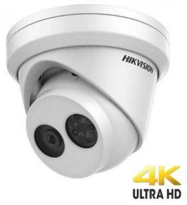 4K kuppelkaamera 8MP